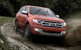 Ford Everest thế hệ mới có thể đến Việt Nam không khác gì xe concept