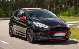 Ford Fiesta mạnh mẽ hơn trình làng