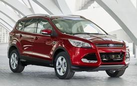 Ford Escape 2015 có thêm 3 động cơ mới