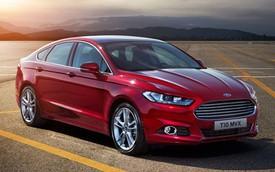 Ford Mondeo thế hệ mới: Công nghệ cao hơn
