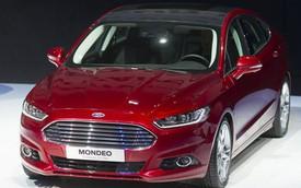 Ford Mondeo thế hệ mới: Đa dạng phiên bản và động cơ
