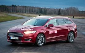 Ford Mondeo mới nặng hơn nhiều so với trọng lượng công bố