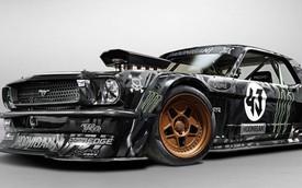 """""""Ngựa hoang"""" Ford Mustang mới của Ken Block mạnh hơn cả siêu xe"""
