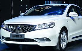 Geely GC9 - Xe sedan cao cấp đến từ Trung Quốc