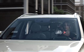 Volvo giới thiệu hệ thống chống đâm người đi xe đạp
