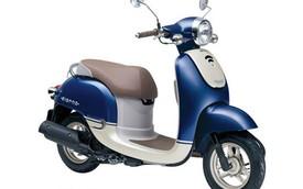 Honda giới thiệu phiên bản mới của xe ga Giorno không cần bằng lái
