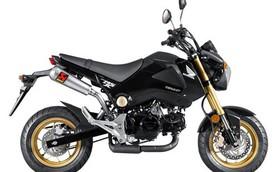 """Xe côn tay sắp về Việt Nam Honda MSX125 gắn ống xả """"hàng hiệu"""""""