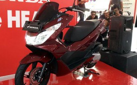 Honda PCX150 2015 có giá 68 triệu Đồng