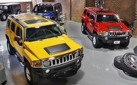 Giá xăng giảm, các đại lý xe thương tiếc cho biểu tượng Hummer