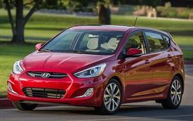 Hyundai Accent 2015 có giá khởi điểm chưa đến 15.000 USD