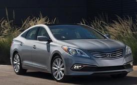 Hyundai Azera 2015 nổi bật hơn với đèn sương mù LED