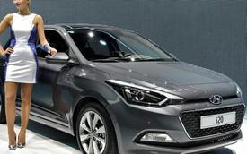 """Ngắm Hyundai i20 thế hệ mới """"bằng xương, bằng thịt"""""""