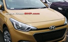 Hyundai i20 thế hệ mới bất ngờ lộ mặt