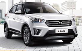 """Hyundai ix25 không chỉ """"loanh quanh"""" trong Trung Quốc"""