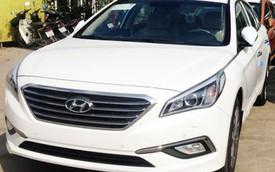 Hyundai Sonata thế hệ mới đã có mặt tại Việt Nam