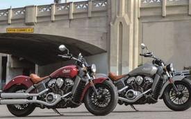 Indian Scout 2015 – Đối thủ mới của Harley-Davidson Sportster