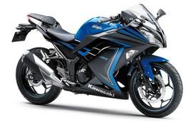 Cặp đôi Kawasaki Ninja 250R phiên bản đặc biệt mới