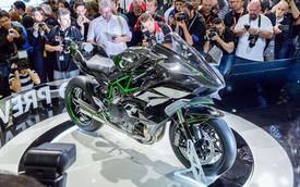 """Siêu môtô """"khủng"""" Kawasaki Ninja H2R không hề rẻ"""