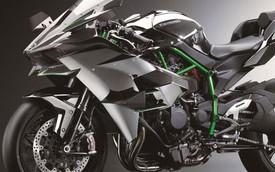 Intermot 2014: Kawasaki Ninja H2R - Siêu môtô 300 mã lực
