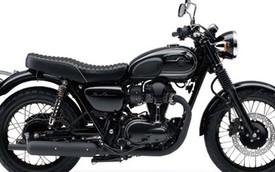 "Kawasaki W800 Black Edition 2015 – ""Ngựa sắt"" đen tuyền"