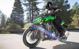 "Kawasaki Z1000 2015 thay ""bộ cánh"" mới"