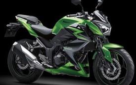 Kawasaki Z250 2015 có thêm phiên bản ABS mới