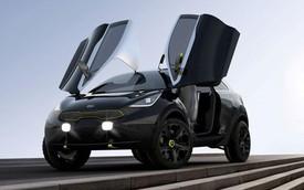 """Kia phát triển xe crossover """"ngốn"""" 4,7 lít nhiên liệu cho 100 km"""