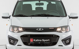 Lada Kalina Sport – Xe hatchback thể thao giá rẻ