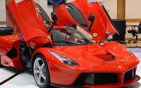 Cặp siêu xe triệu đô cập bến thị trường nhà giàu Trung Đông
