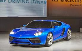 Giám đốc Lamborghini không hề thích siêu xe Asterion mới