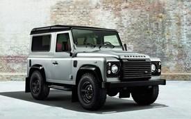 Land Rover Defender mới dùng vành lốp to như Toyota Land Cruiser