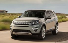 Rất nhiều khách hàng quan tâm đến Land Rover Discovery Sport 2015