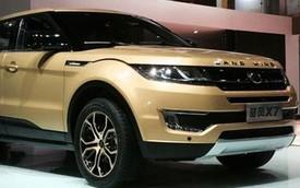 Land Rover bức xúc về xe Trung Quốc nhái Range Rover Evoque