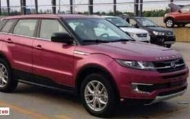 """Range Rover Evoque """"nhái"""" giá rẻ sẵn sàng đổ bộ thị trường"""