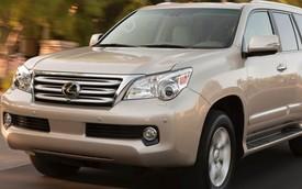 Lexus bỏ rơi RC mui trần, tập trung phát triển SUV 3 hàng ghế