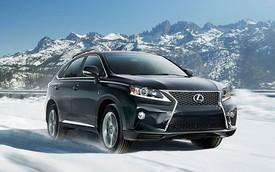 Xe SUV hạng sang Lexus RX mới sẽ có 3 hàng ghế
