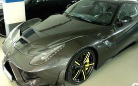 Sao bóng đá Lukas Podolski độ lại siêu xe Ferrari F12 Berlinetta