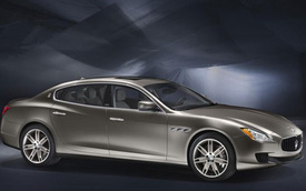 Maserati Quattroporte Zegna Edition: Chỉ có đúng 100 chiếc