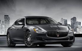 Maserati Quattroporte và Ghibli 2015 trình diện trước giờ G