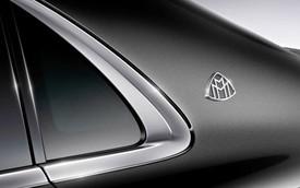 Thêm hình ảnh của xe siêu sang Mercedes-Maybach S600