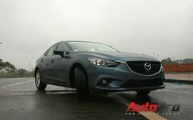 Mazda 6 bất ngờ giảm giá hơn trăm triệu đồng
