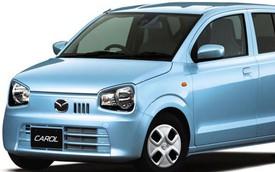 Mazda Carol 2015: Đã rẻ còn tiết kiệm nhiên liệu