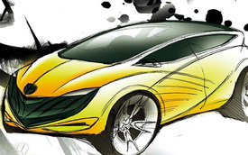 Mazda CX-3 - Câu trả lời dành cho SUV giá rẻ Honda Vezel
