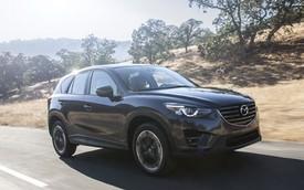 Mazda CX-5 phiên bản mới chính thức ra mắt