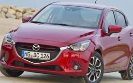 Mazda2 thế hệ mới: Chỉ tiêu thụ nhiên liệu từ 3,4 – 5,7 lít/100 km