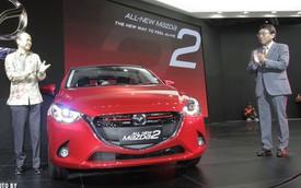 """Mazda2 thế hệ mới có giá """"bèo"""" tại Đông Nam Á"""