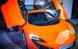 """Siêu xe McLaren 625C dành riêng cho châu Á lần đầu """"lên sóng"""""""