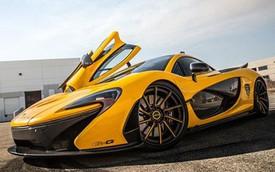 """McLaren P1 cũ được """"sang tay"""" với giá gấp đôi xe mới"""