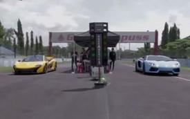 Lamborghini Aventador thua McLaren P1 mới về Indonesia