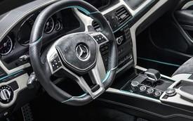 Mercedes-Benz E-Class Coupe mang nội thất phong cách F1